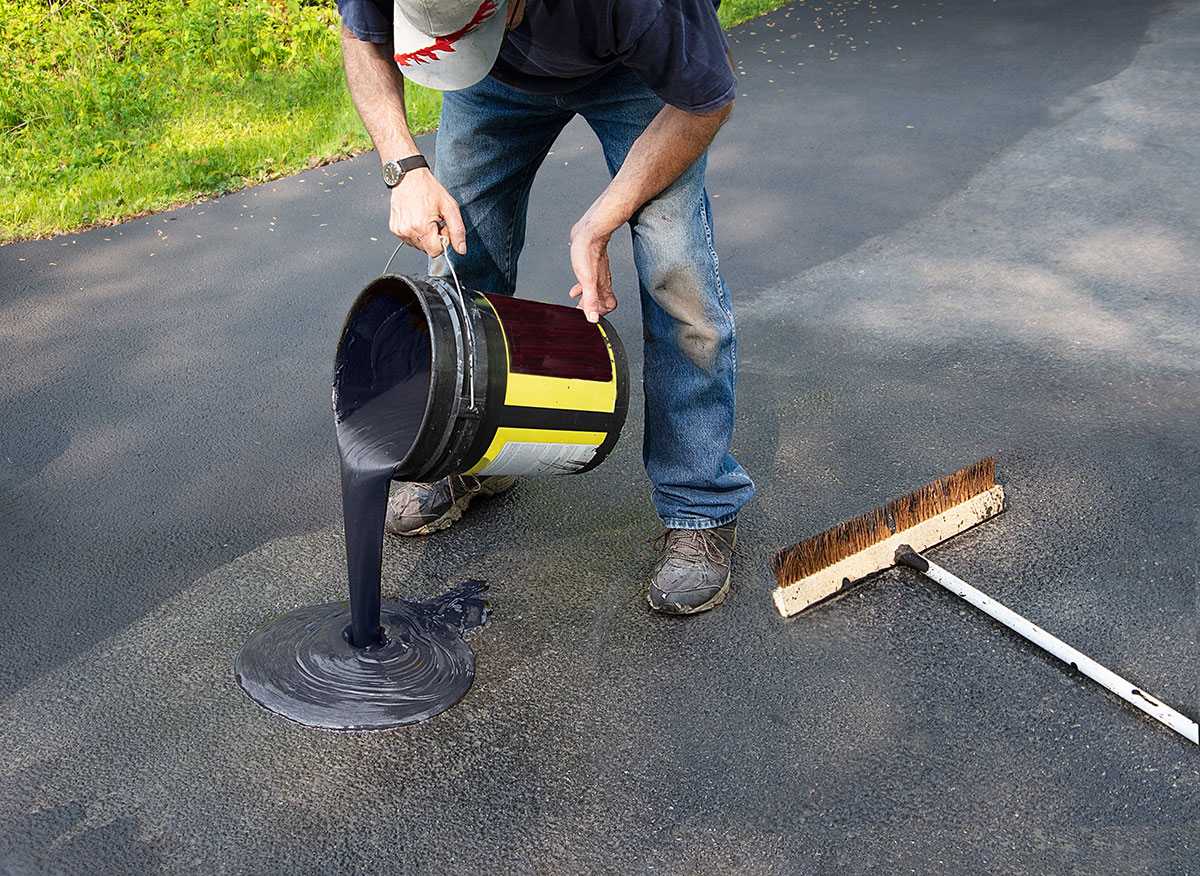 4 Ways Griffin Contracting Can Improve Your Property's Asphalt